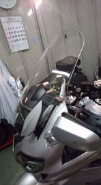 FJR1300(TM) ツーリングウインドシールド (FJR1300(TM) Touring Windshield)