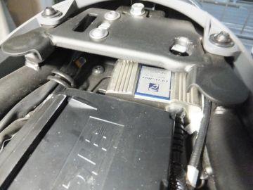 エンジンがウルトラスムーズになりました。