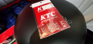 KTC純正ステッカー