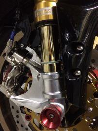CNCラジアルマウントブレーキキャリパーキット P4 32/32 108mm GP4 RX 左右セット