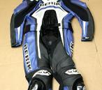 レーシングスーツ BERIK製2ピーススーツ