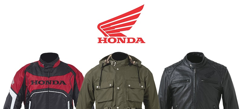 HONDA RIDING GEAR -  Webike摩托百貨