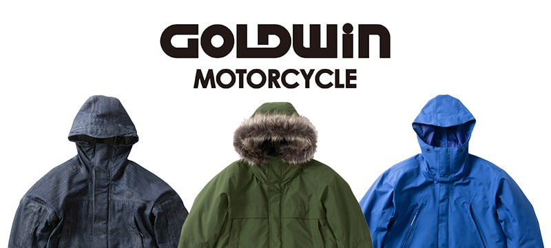 GOLDWIN -  Webike摩托百貨