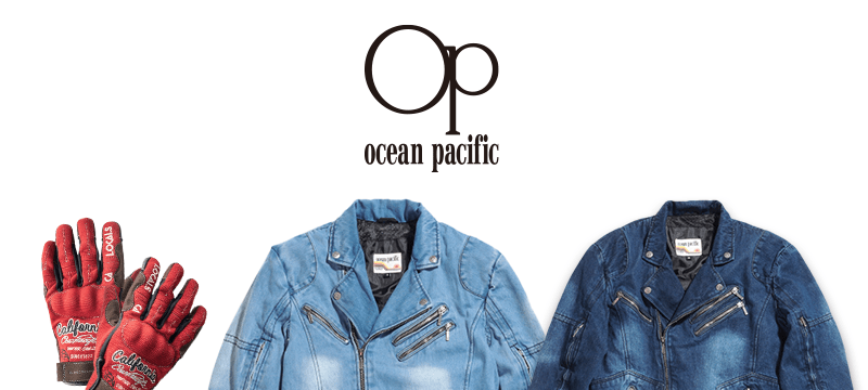 ocean pacificの春夏アパレル一覧