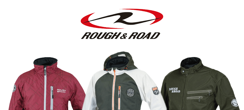 ROUGH&ROADの春夏アパレル一覧