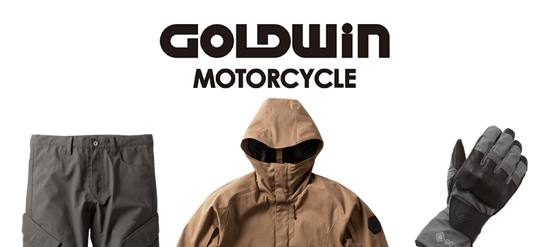 GOLDWINの秋冬アパレル一覧