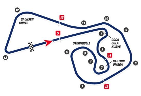 YAMAHA]MotoGP Rd.9 ドイツGP プ...